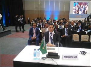 وزير الاقتصاد والمالية الموريتاني