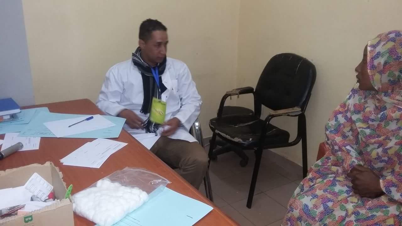 الدكتور محمياي ولد افاه