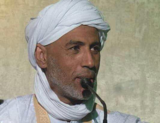 صورة الفقيه الدكتور الشيخ ولد الزين يكتب ..أنواع الموالاة للنظام