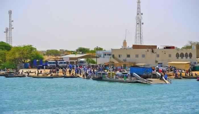 صورة السلطات الموريتانية ترحل عشرات  الأجانب