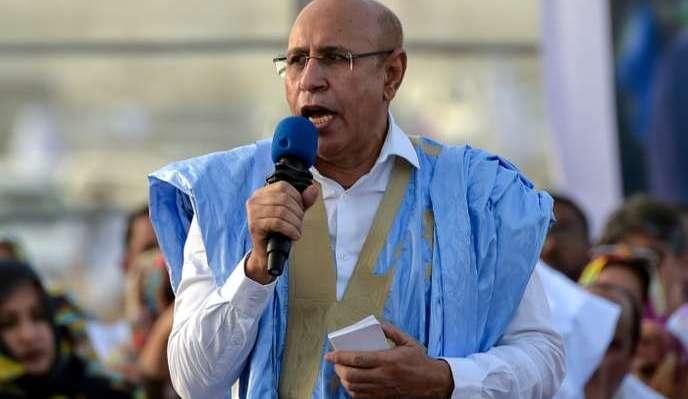 صورة ولد الغزواني: لا اريد تشكيل حزب و الخلاف مع عزيز مبالغ فيه
