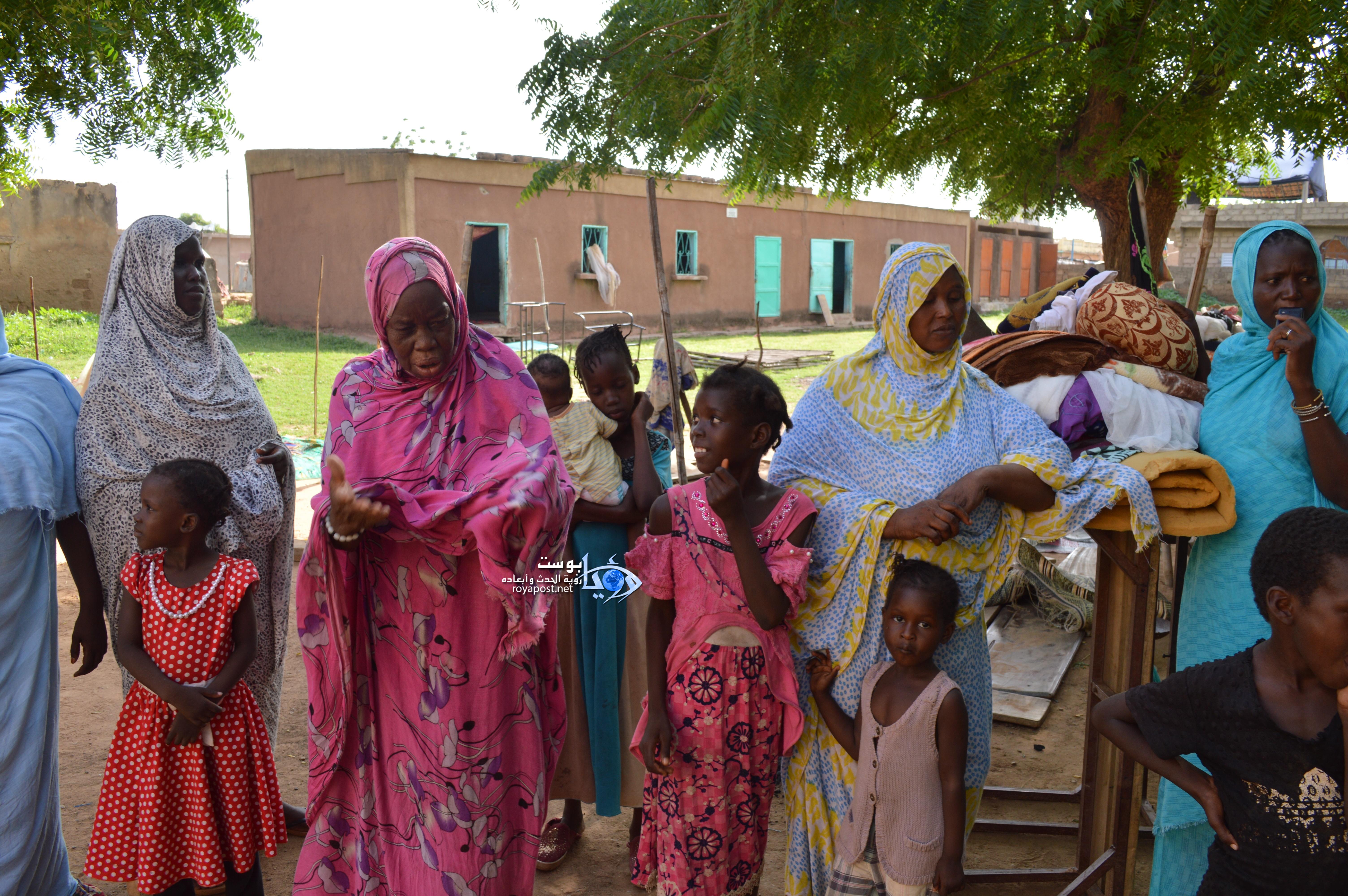 صورة سيلبابي: عائلات تجأر بالشكوى بعد الإعلان عن اكتمال توزيع المساعدات