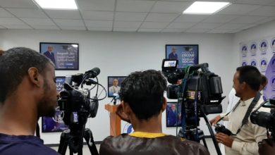 صورة رابطة عمد الحوض الشرقي: ولد الغزواني هو مرجعيتنا الوحيدة لحزب الإتحاد