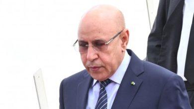 صورة رئيس الجمهورية يهنئ الرئيس الحزائري المنتخب عبد المجيد تبون