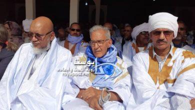 صورة ولد داداه: النظام الحالي بعث الأمل  من جديد