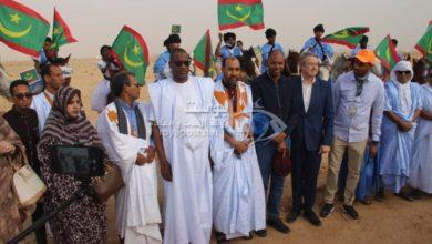 صورة وزير الثقافة يفتتح مهرجان الرحل في طبعته 11 ويشيد بانتظام وتنوع أنشطته