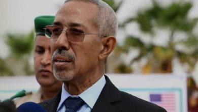 صورة وزير الدفاع الموريتاني يدعو المجتمع الدولي لوقف الاقتتال الدائر في ليبيا