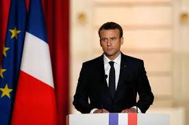صورة ماكرون يعلن عن خطة لإلغاء غالبية ديون فرنسا على افريقيا