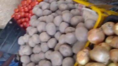 صورة الاگ: وفرة في الخضار  وزيادة طفيفة على الأسعار الرسمية بنواكشوط