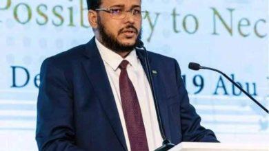 صورة وزير الشؤون الإسلامية يكتب…وصفي لأحد بصفة محددة لا ينفيها عن غيره