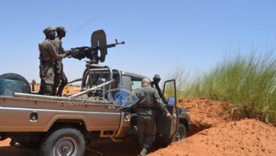 صورة كيفه: الحرس الوطني يحبط عشرات محاولات تسلل للأفراد والمركبات