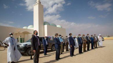 صورة الشؤون الإسلامية توسع عملية تعقيم المساجد للولايات الحدودية