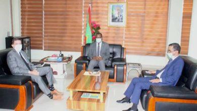 صورة دودمان يشيد بجهود موريتانيا في المجال الحقوقي ويؤكد أن امريكا تدرس دعمها في مكافحة الوباء