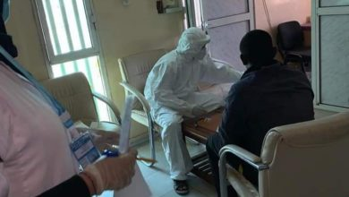 صورة الفحوص السريعة تظهر سلبية عمال الإذاعة الوطنية المخالطين للفيروس