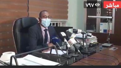 """صورة مدير الصحة يقلل من أهمية سلسة العدوى موضحا بأن الاصابة الأخيرة  """"محلية"""" حتى يثبت العكس"""