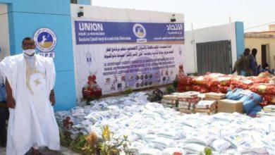 صورة حزب الإتحاد ينفي تلقيه مساهمات من الأفراد في عمليات توزيع المساعدات