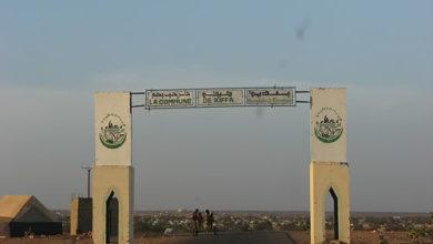 صورة وزير الداخلية يعلن مسقط رأسه مدينة مغلقة عن محيطها الجغرافي