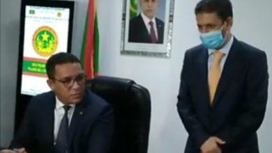 صورة الحكومة الموريتانية وكينروس تتوصلان لاتفاق مبدأي لتحسين شروط الاستثمار
