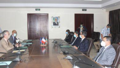 صورة فرنسا تقدم منحة ب 2,5 مليون أورو لدعم خطة موريتانيا لمكافحة الجائحة
