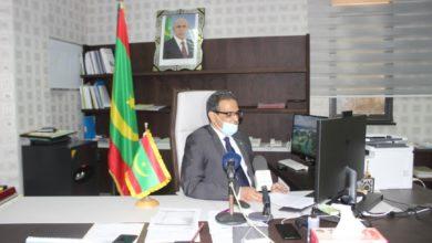 صورة موريتانيا تترأس اجتماع وزراء الوصاية لمجموعة الخمس بالساحل