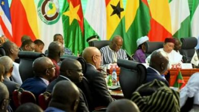 صورة اكتمال وصول الرؤساء الأفارقة المشاركين في قمة G5 نواكشوط