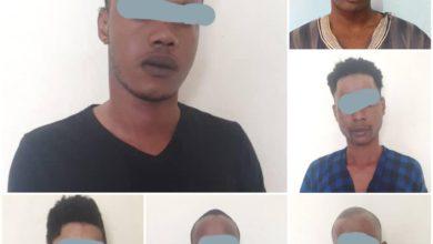 صورة عودة نشاط شبكات المخنثين بنواكشوط.. والشرطة توقف 12 مشتبها به