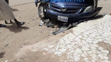 صورة حادث دهس يتسبب في وفاة شخص بعرفات