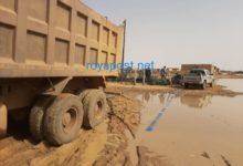 صورة باسكنو: بدء عمليات شفط المياه عن الأحياء المهددة بالغرق