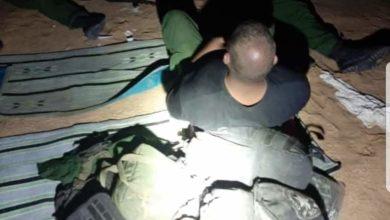 صورة مدبوگو: إنقلاب سيارة للدرك بعد مطاردة مشتبه بهم