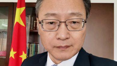 صورة السفير الصيني يعتبر بأن الفشل في قضية هوندونغ قد ينعكس سلبيا على استثمارات بلاده بموريتانيا