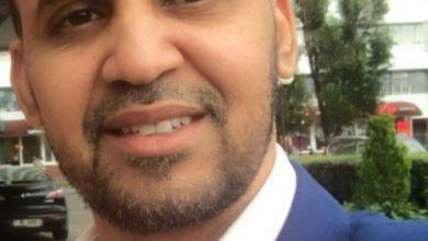 صورة الأمين العام لنادي القضاة يهنئ نقيب المحامين المنتخب إبراهيم ابتي