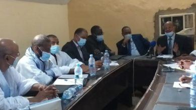 صورة النعمة: المجلس الجهوي يصادق على الخطة التنموية لما بعد الجائحة