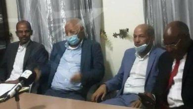 صورة هيئة الدفاع عن رئيس الحمهورية السابق تعتبره موقوفا بشكل غير قانوني