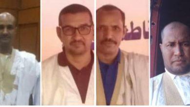 """صورة مقطع لحجار: نشطاء يتعهدون بكشف محسوبية ولد اجاي ويصفون بيان """"تأييد عزيز"""" بالمفبرك"""