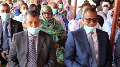 صورة النعمة: تدشين أول مكتب لقناة الموريتانية خارج العاصمة