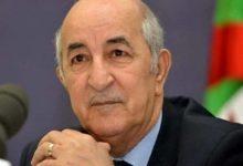 صورة الرئيس تبون : الجزائر ستشهد انتخابات تشريعية مبكرة بعد الإستفتاء الدستوري