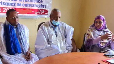 صورة كوبني: منظمة أمل تنظم ورشة تكوينية حول التأقلم والتقليل من مخاطر الكوارث