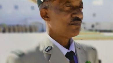 صورة العقيد اشبيه محمد حم يكتب عن المقاربة الأمنية الموريتانية لمكافحة الإرهاب