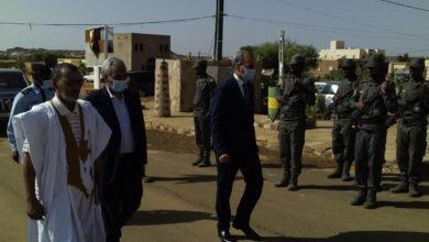 صورة لعيون: وزير التهذيب يعد بإصلاح قريب للتعليم، وتحسين ظروف طواقمه
